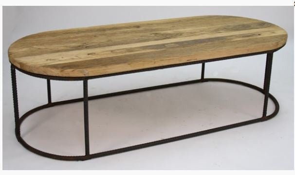 The Rustique Coffee table
