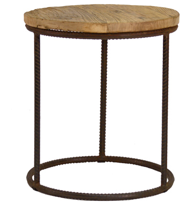 The Rustique End Table