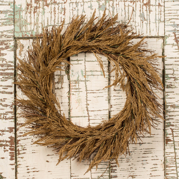 The Gates Wheat Wreath