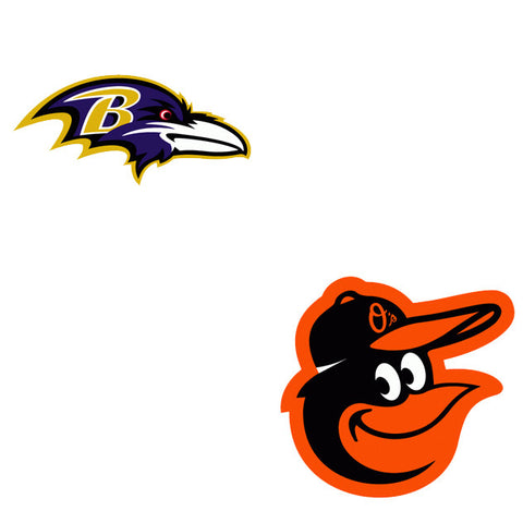 Orioles and Ravens Gear