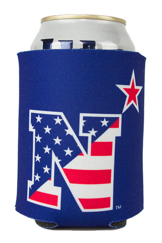USNA USA N-Star Can Koozie - Annapolis Gear