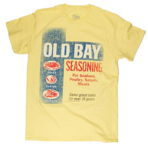 OLD BAY® Original Can T-Shirt - Annapolis Gear