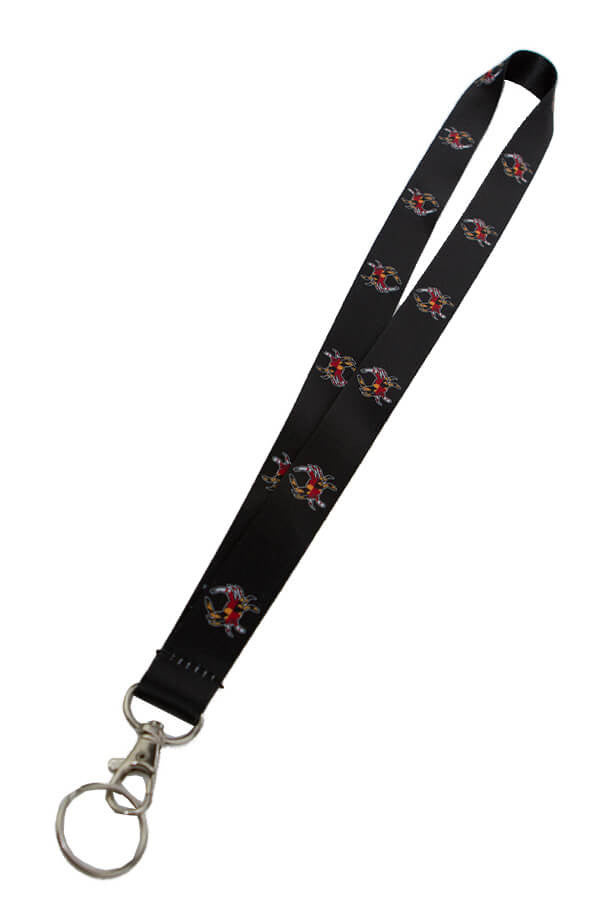 MD Pride MD Flag Crab Lanyard - Annapolis Gear