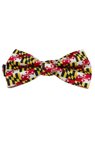 MD Pride MD Flag Bow Tie - Annapolis Gear - 1