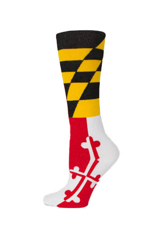 MD Flag Original Knee High Sock - Annapolis Gear
