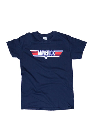 KIDS TOP GUN Maverick T-Shirt (navy) - Annapolis Gear
