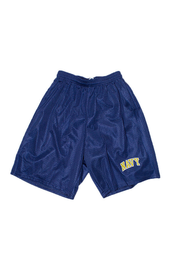 KIDS NAVY Mesh Shorts (navy) - Annapolis Gear