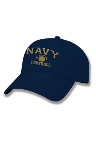 NAVY Football Hat (navy) - Annapolis Gear