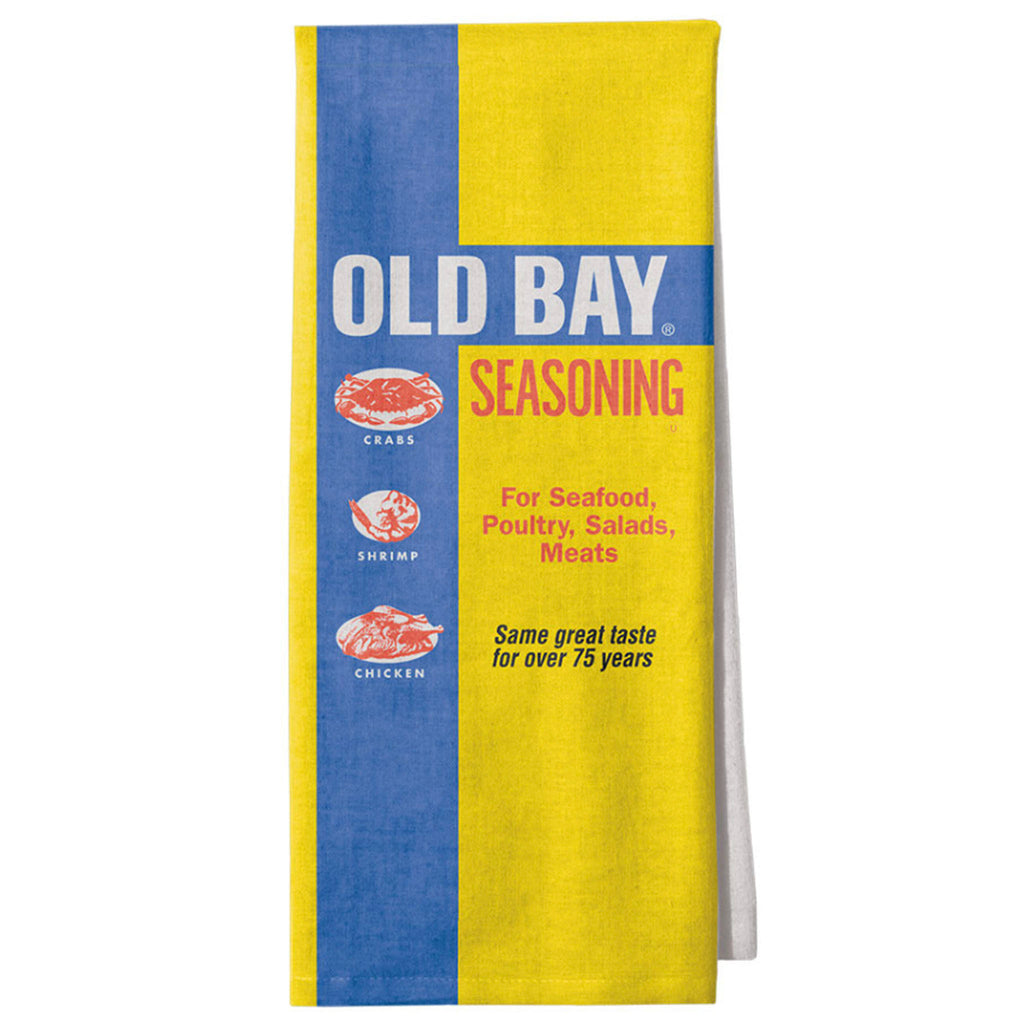 OLD BAY® Can Logo Kitchen Towel