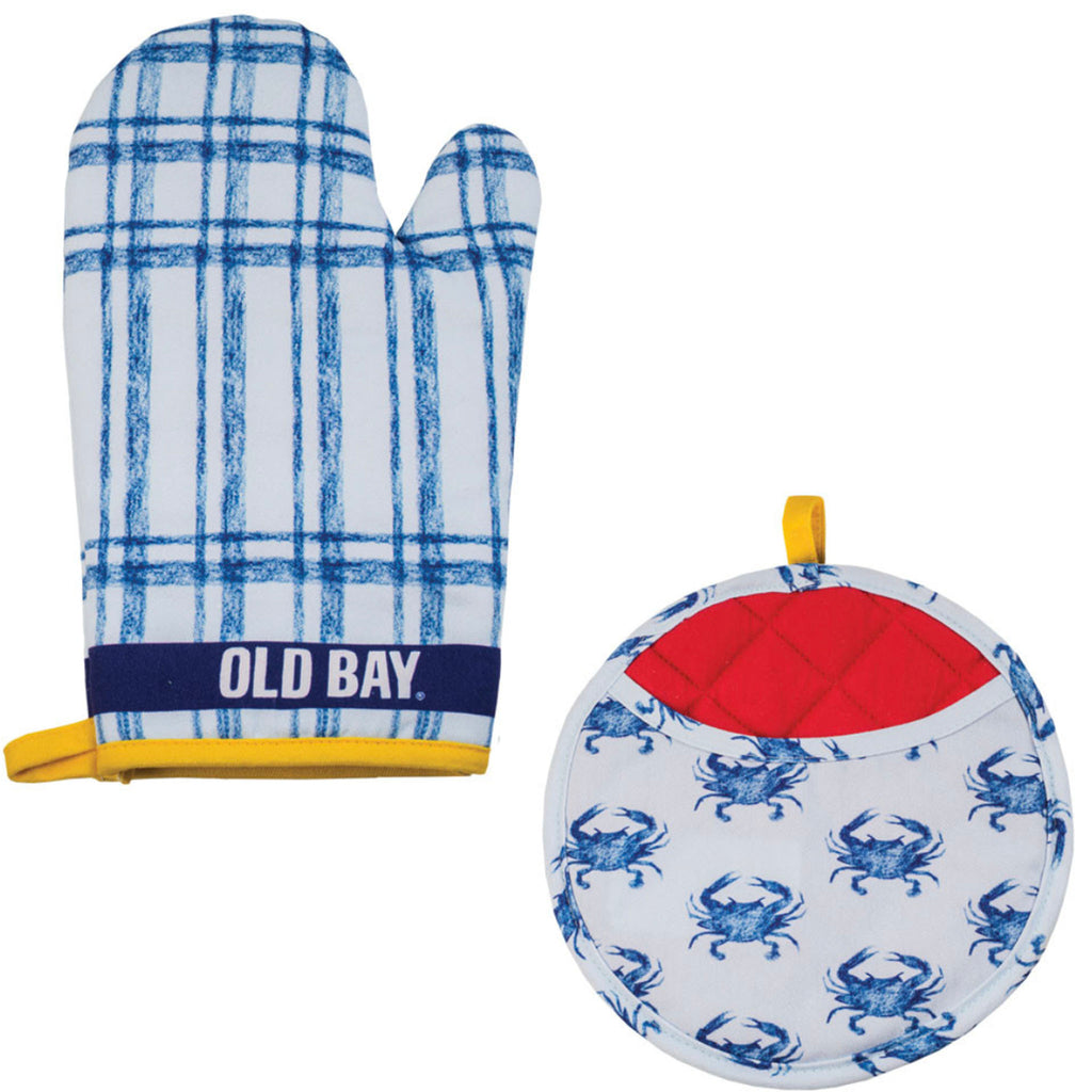 OLD BAY® Cake & Crabs Kitchen Set