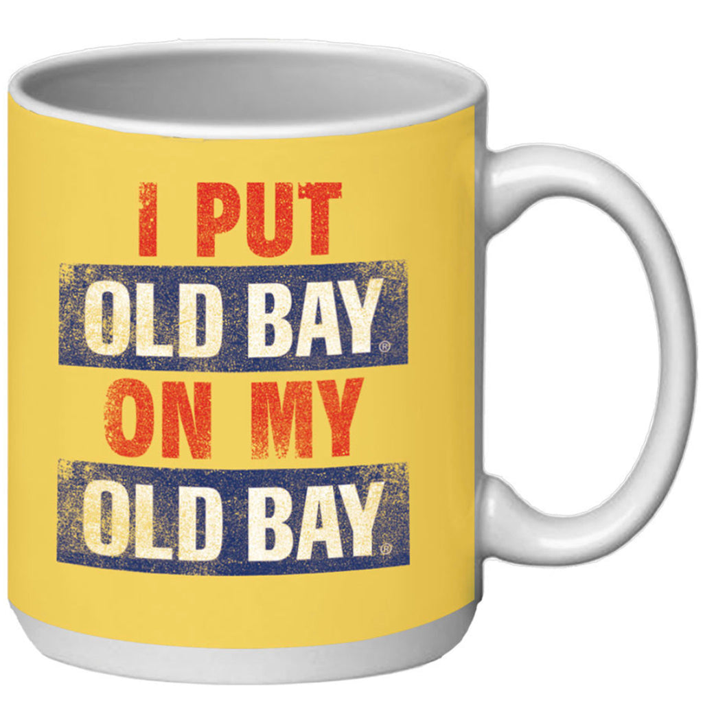 OLD BAY® I PUT OLD BAY ON MY OLD BAY Coffee Mug