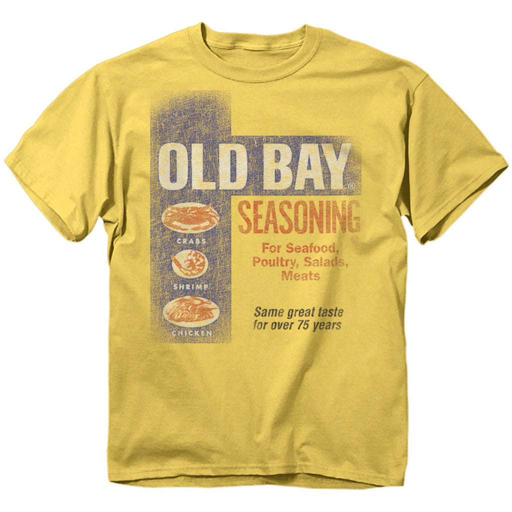 OLD BAY® Washed Can T-Shirt