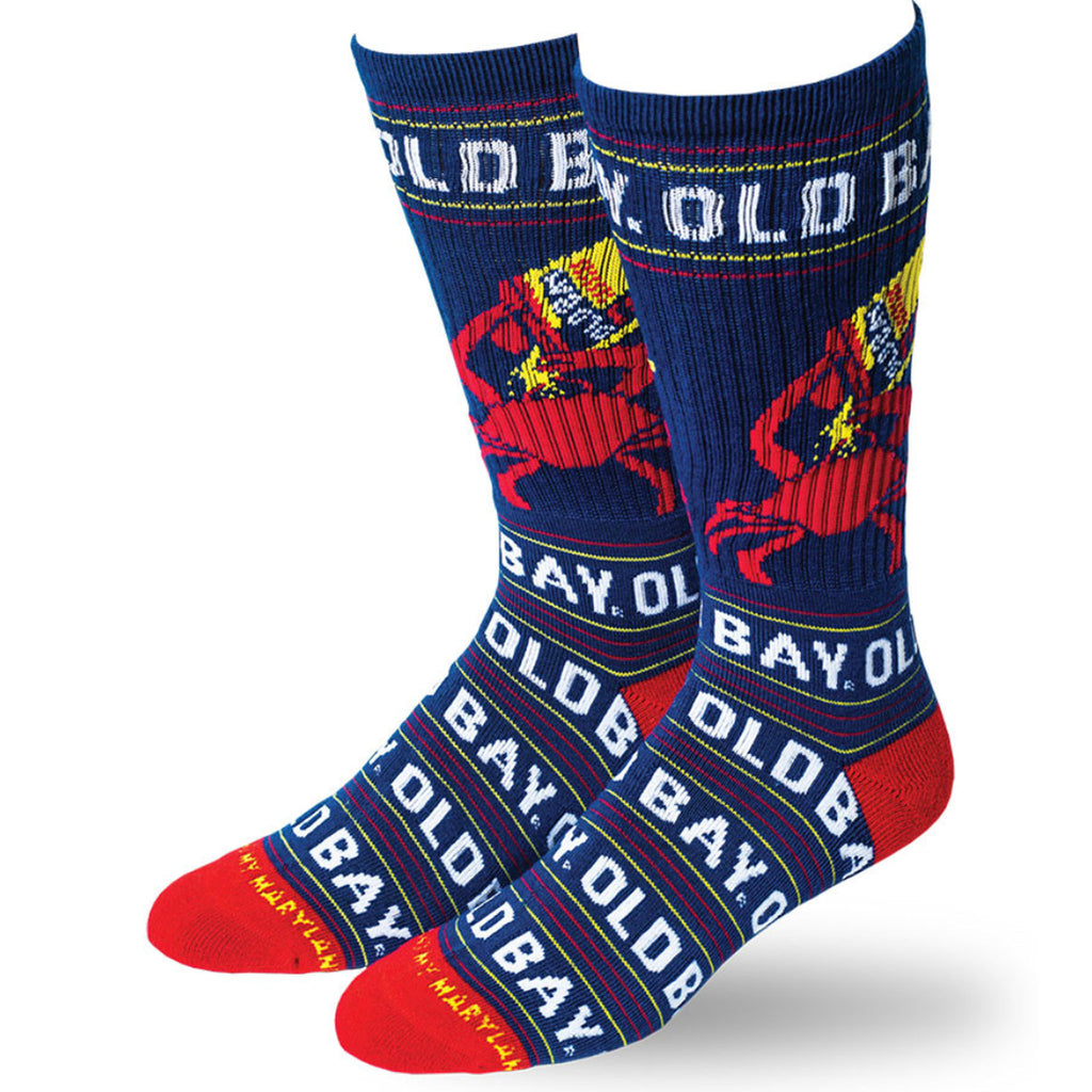 OLD BAY® Open Can Crew Socks