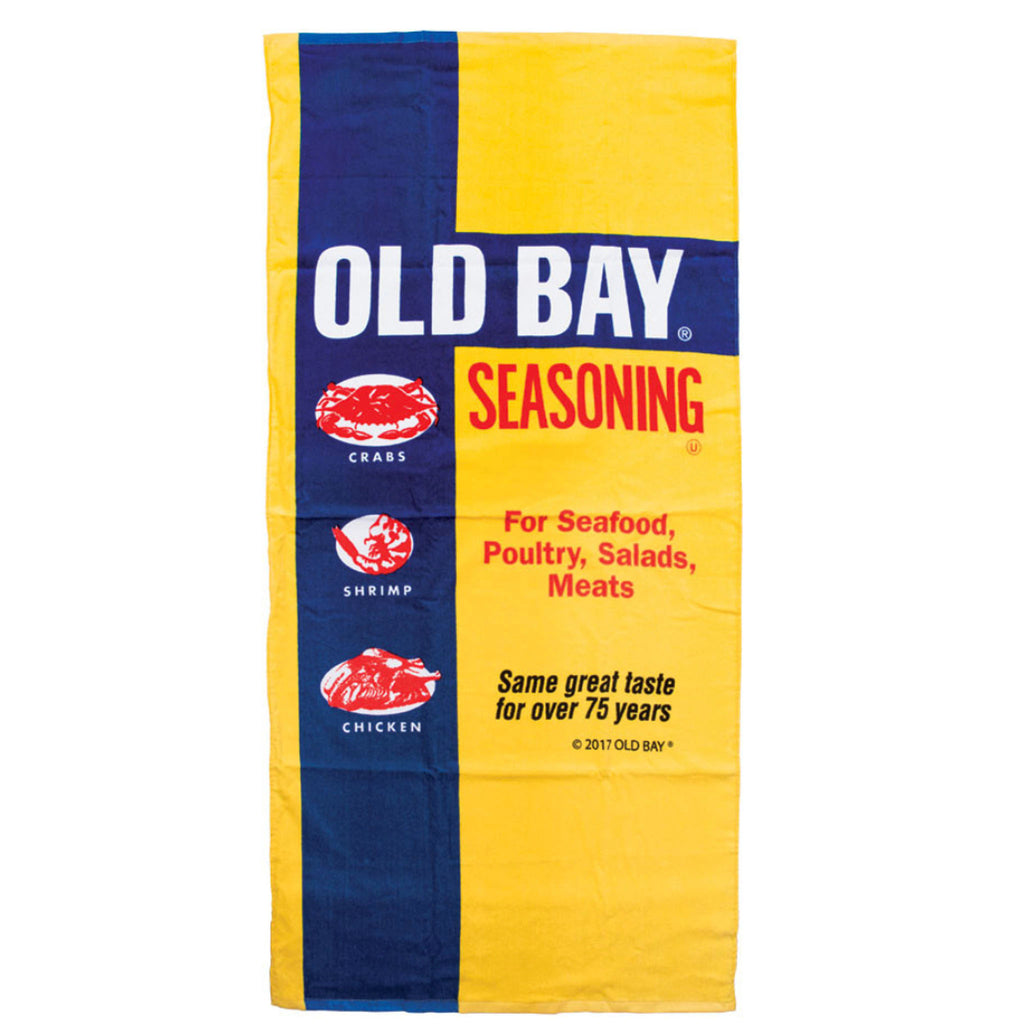 OLD BAY® Beach Towel