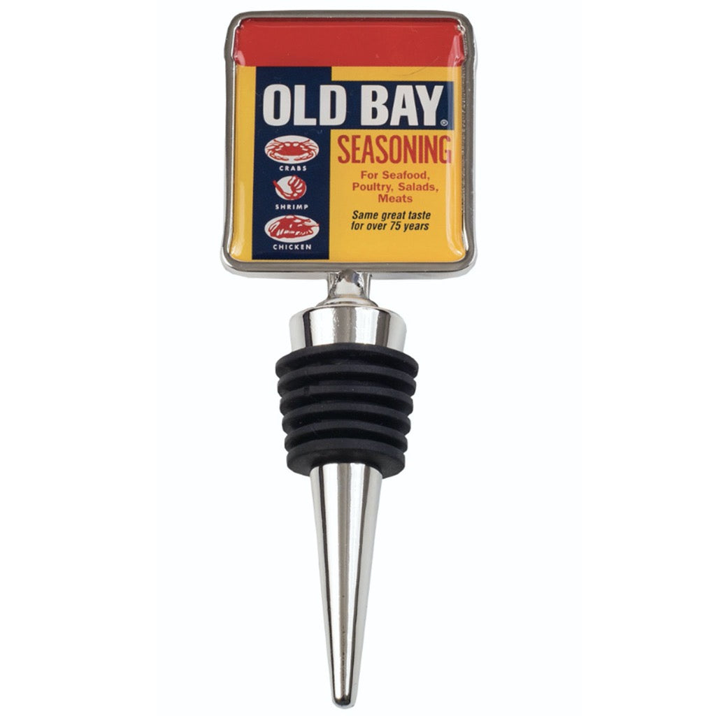 OLD BAY® Wine Stopper