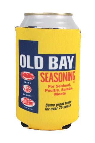 OLD BAY® Seasoning Can Koozie - Annapolis Gear