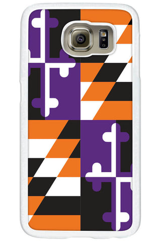 MD Flag Baltimore Base/Football Phone Case - Annapolis Gear