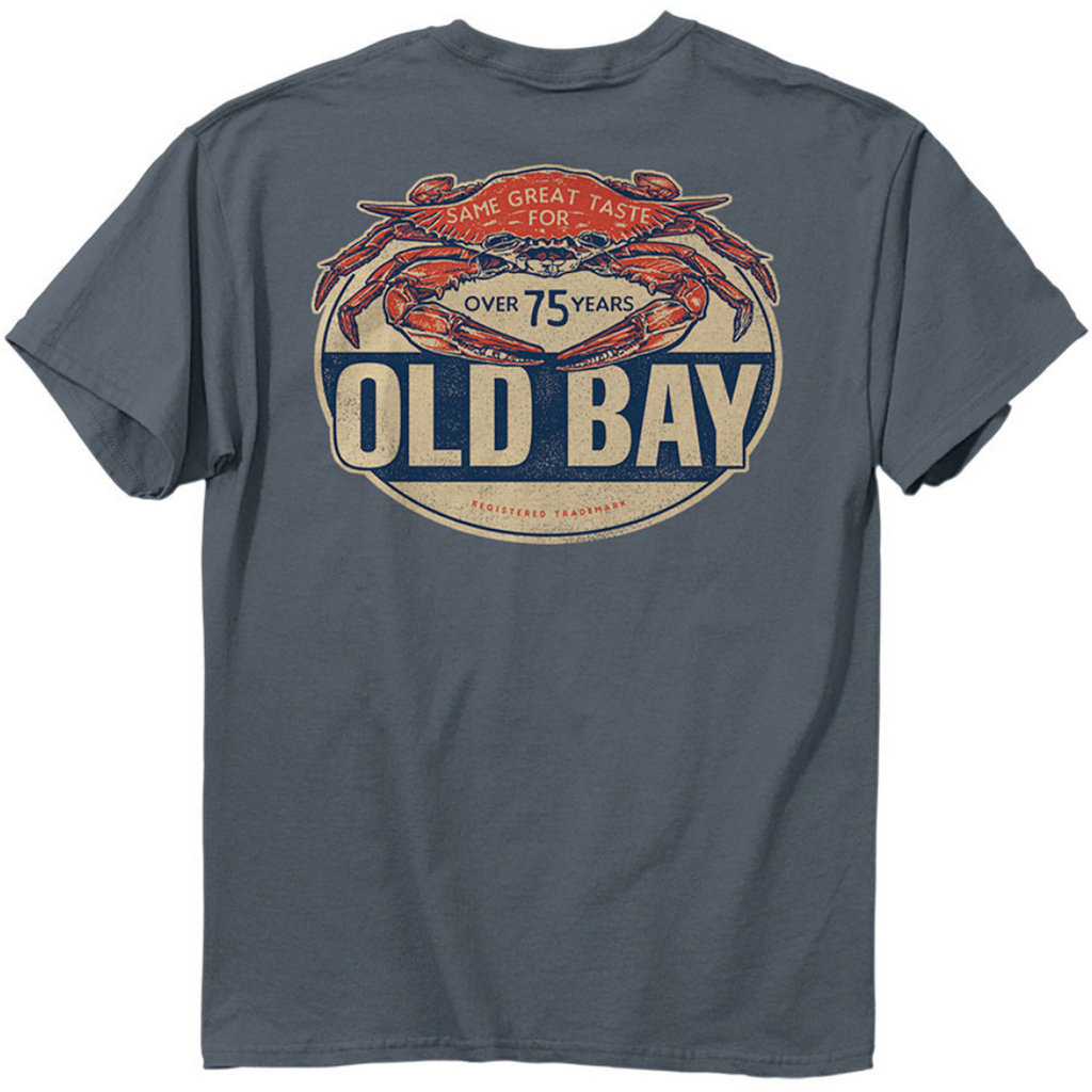 OLD BAY® Crab Oval