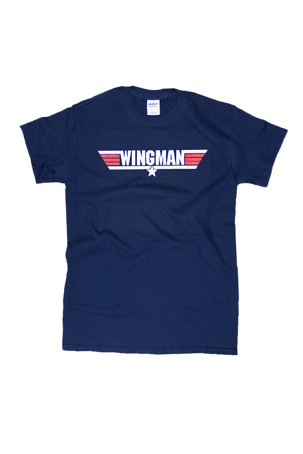 TOP GUN Wingman T-Shirt - Annapolis Gear