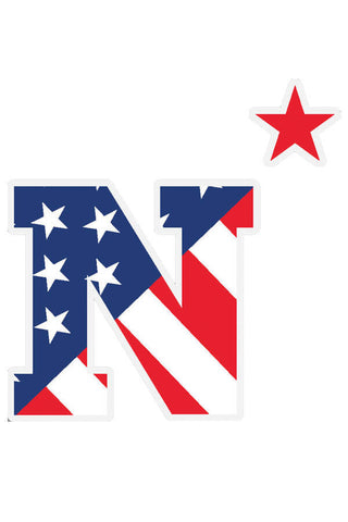 USA N-Star Decal - Annapolis Gear