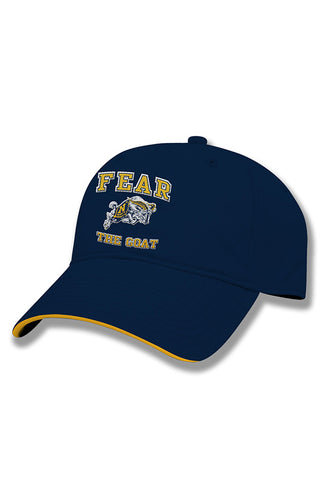 USNA Fear The Goat Hat (navy)