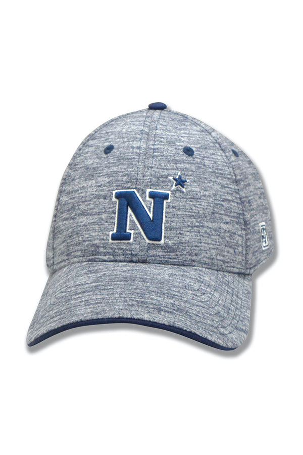 USNA N* Heather Fitted Hat