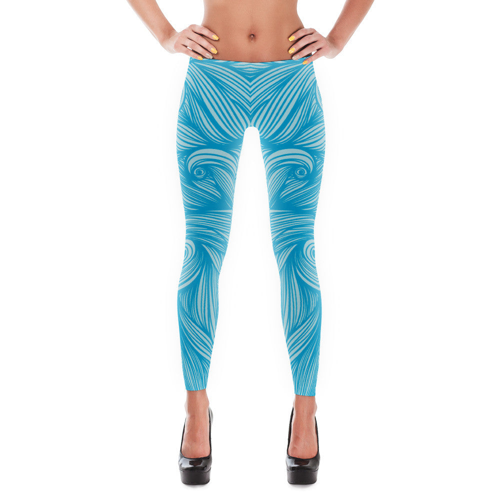 Water World Leggings
