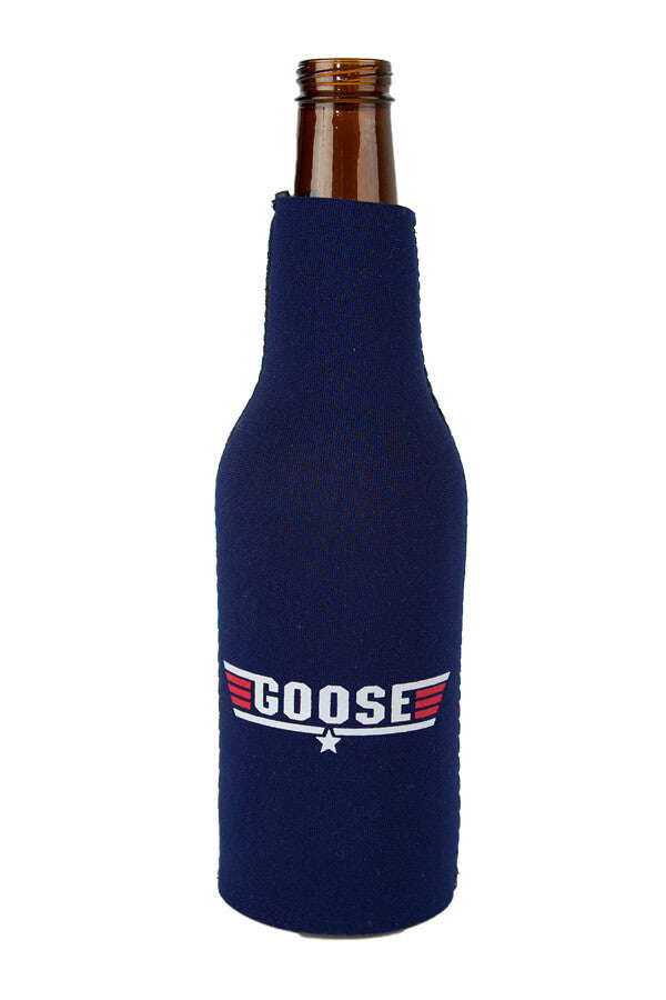 TOP GUN Goose Bottle Koozie - Annapolis Gear - 1