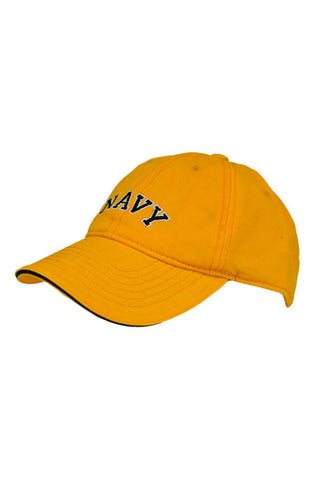 NAVY Arch Hat (gold) - Annapolis Gear