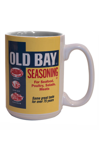 OLD BAY® Seasoning Mug - Annapolis Gear