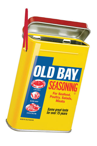 OLD BAY® Seasoning Ornament/Gift Card Holder - Annapolis Gear