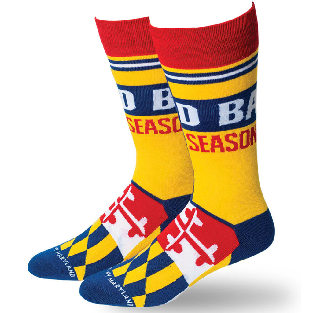 OLD BAY® Can Dress Sock