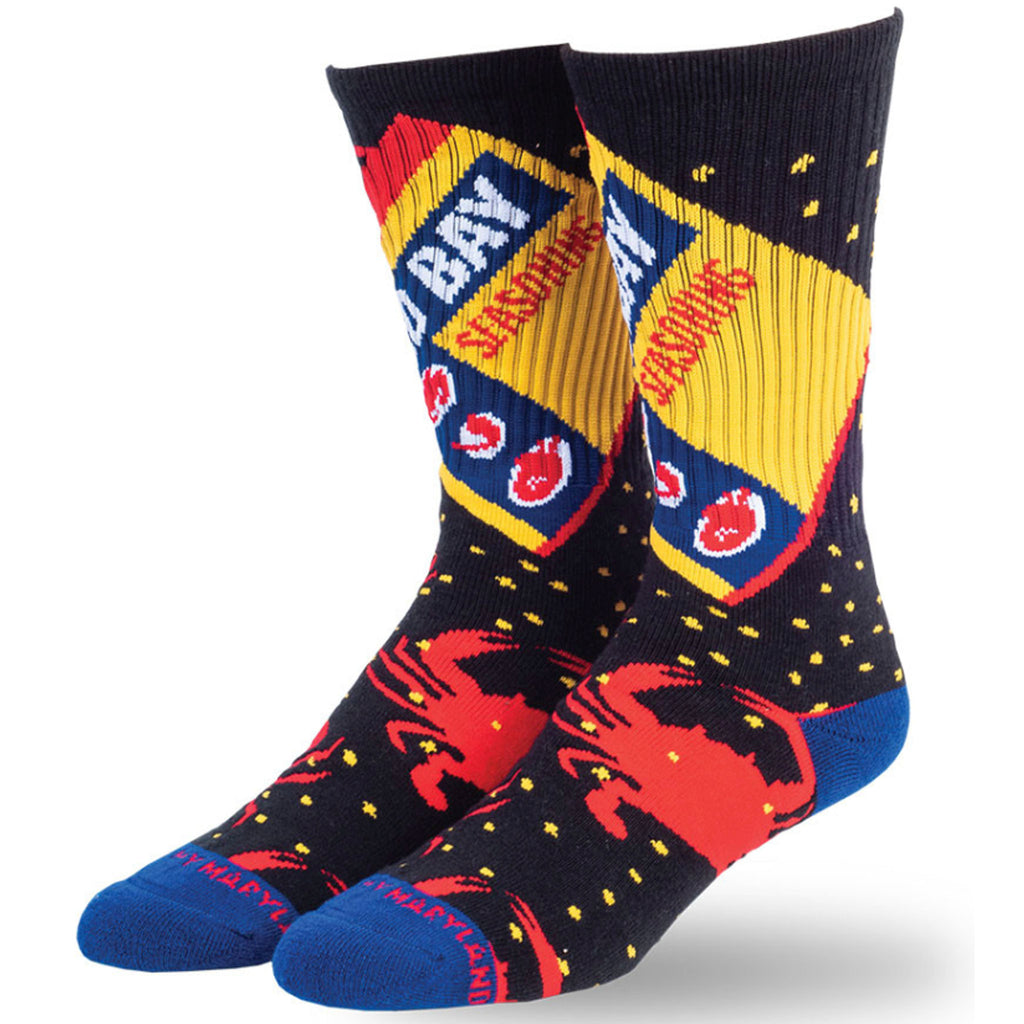 OLD BAY® Spicy Crab Crew Sock