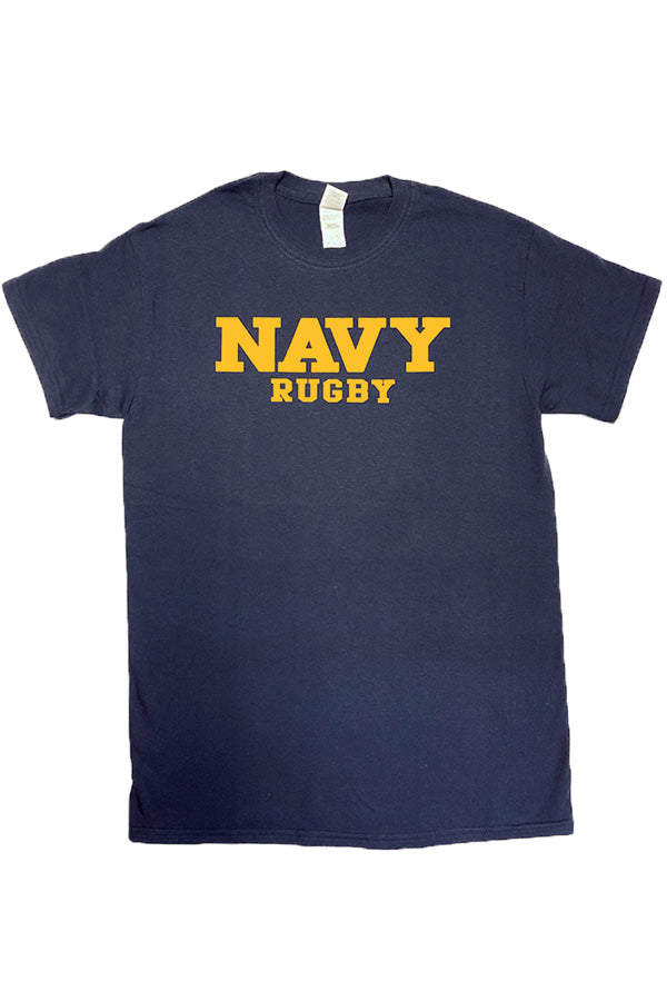 Block NAVY Rugby T-Shirt (navy)