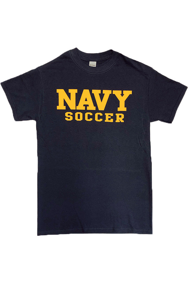 Block NAVY Soccer T-Shirt (navy)