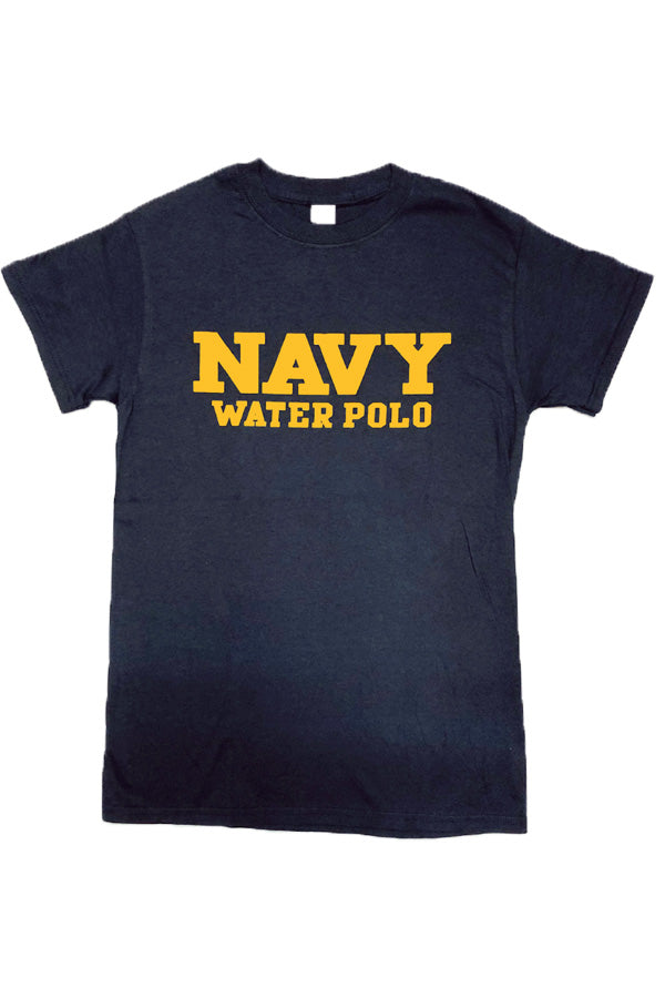 Block NAVY Water Polo T-Shirt (navy)