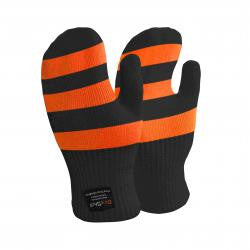 DEXSHELL CHILDRENS WATERPROOF STRIPED MITTEN