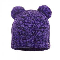 DEXSHELL CHILDRENS DOUBLE POM CABLE BEANIE HAT