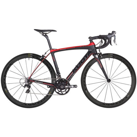 KUOTA K-UNO BIKE RED 2018