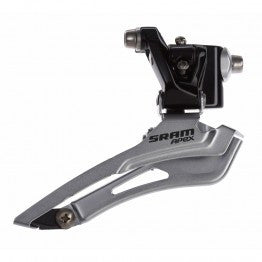 SRAM Apex Black Front Mech (Braze-on)