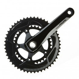 SRAM Rival22 Crank Set BB30 172.5 46-36 Yaw, Bearings NOT incl