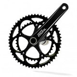 SRAM Rival Chainset OCT Mirror Black 170mm 50-34t Inc GXP BB