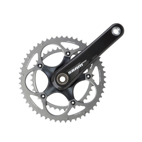 SRAM S950 Chainset BB30 175mm 50-34t Bearings NOT included