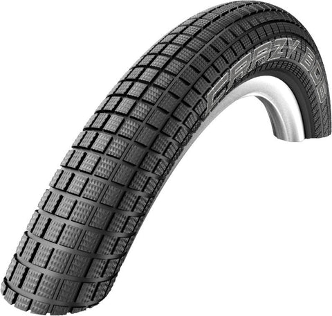 Schwalbe Crazy Bob Performance Dual Compound Rigid Tyre