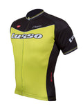Lusso Classico Short Sleeved Jersey – Lime