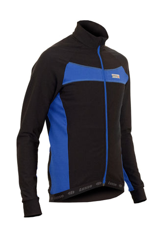 Lusso Stealth Thermal Jacket – Blue