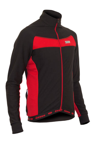 Lusso Stealth Thermal Jacket – Red
