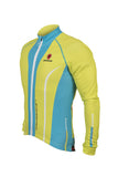 Leggero Thermal Jacket – Lime