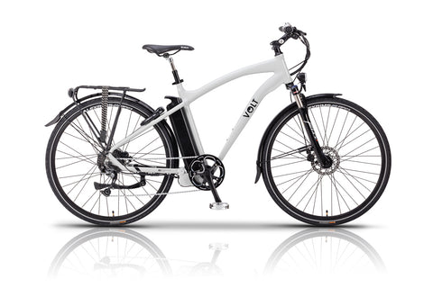 Volt Pulse Light Grey Limited Edition Hybrid E-bike