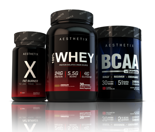 Fat Loss + Lean Muscle + Recovery Stack For Man and Woman - AESTHETIX